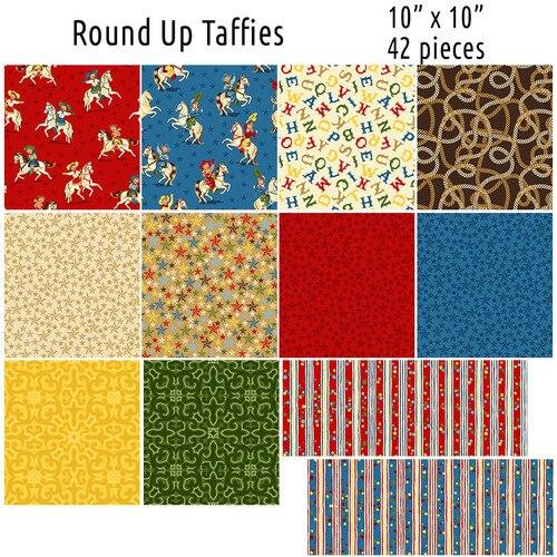 Round Up Taffies RIV-RUTF