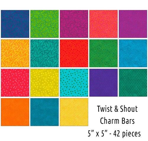Twist & Shout Charm Bars