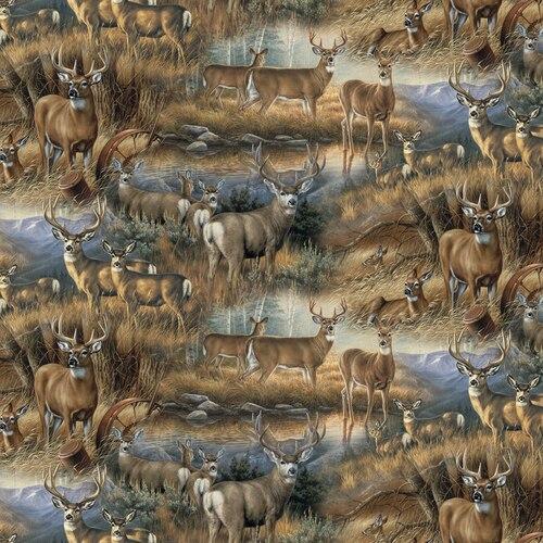 Animal Instincts Deer Glance