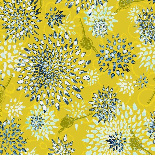 Allium/Citron: Pollinator (Leslie Tucker Jenison)