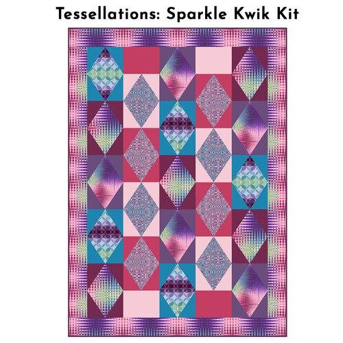 Tessellations - Sparkle Kwik Kit - Multi