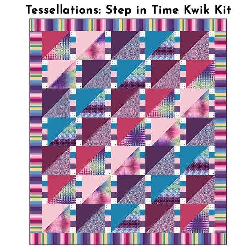 Tessellations - Step In Time Kwik Kit - Multi