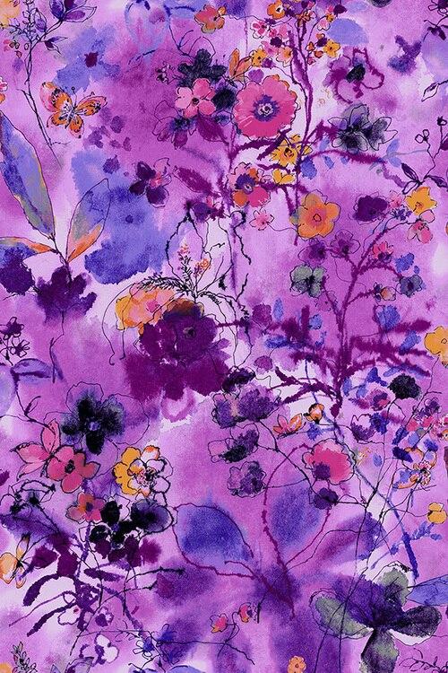 Bloom Bloom Butterfly - Wild Meadow - Orchid