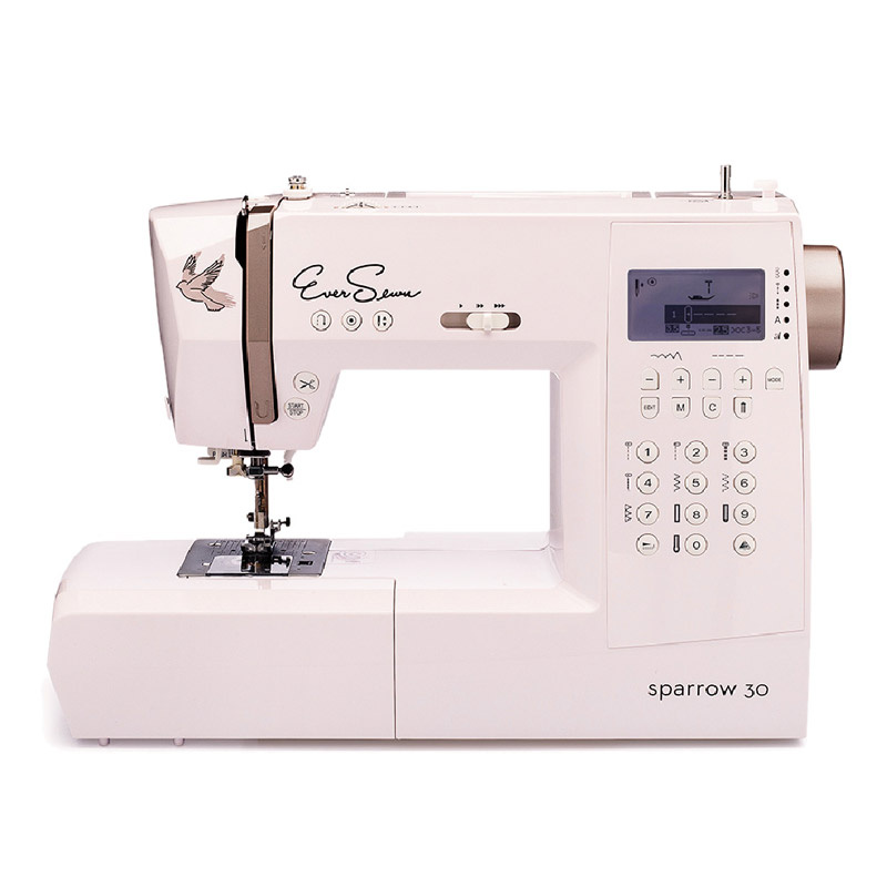 Ever Sewn Sparrow 30 - 310 Stitch Computerized Sewing Machine