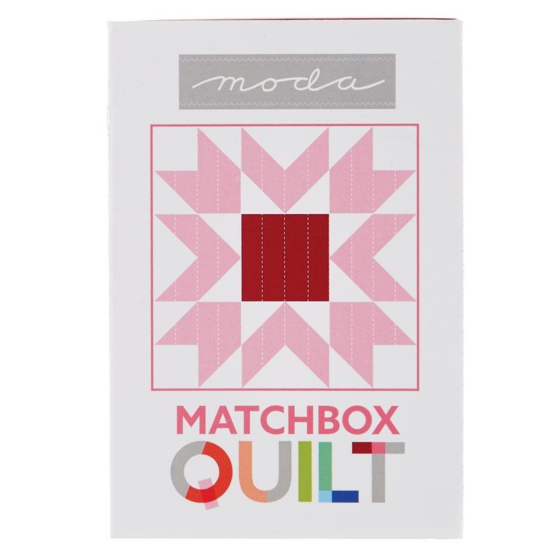 Moda Matchbox Quilt Kit - #9