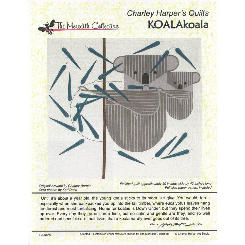 Charley Harper - KOALAkoala