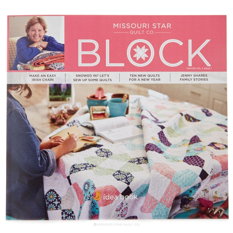 BLOCK Magazine - Winter 2016 Vol 3 Issue 1