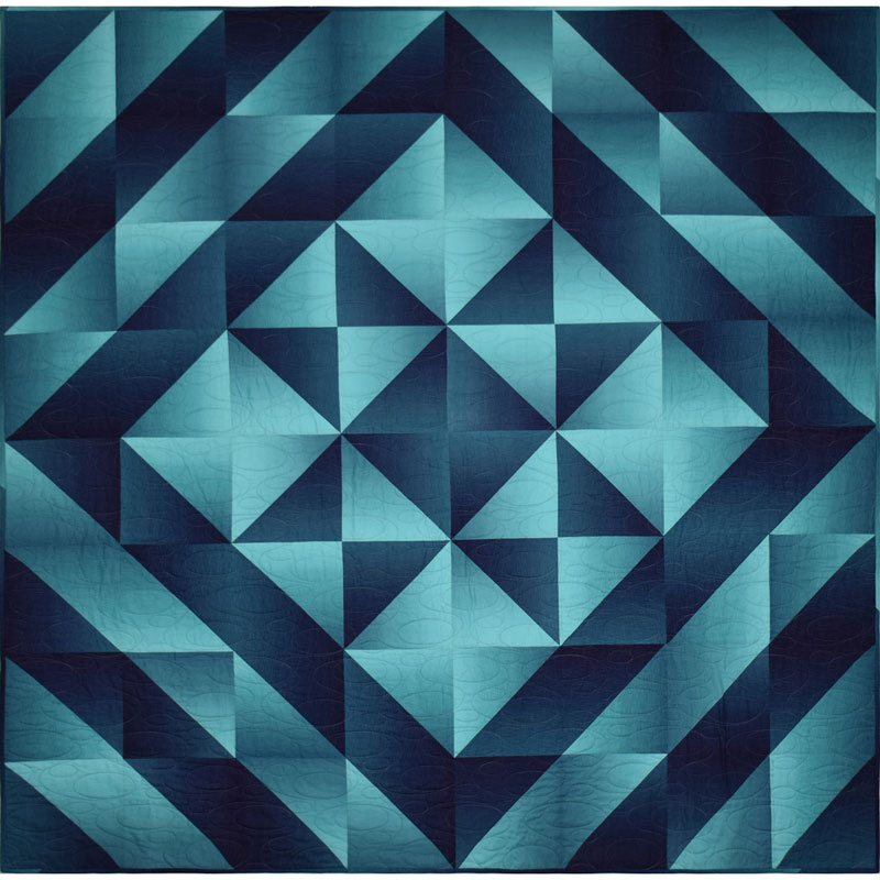Pattern Ombre Star