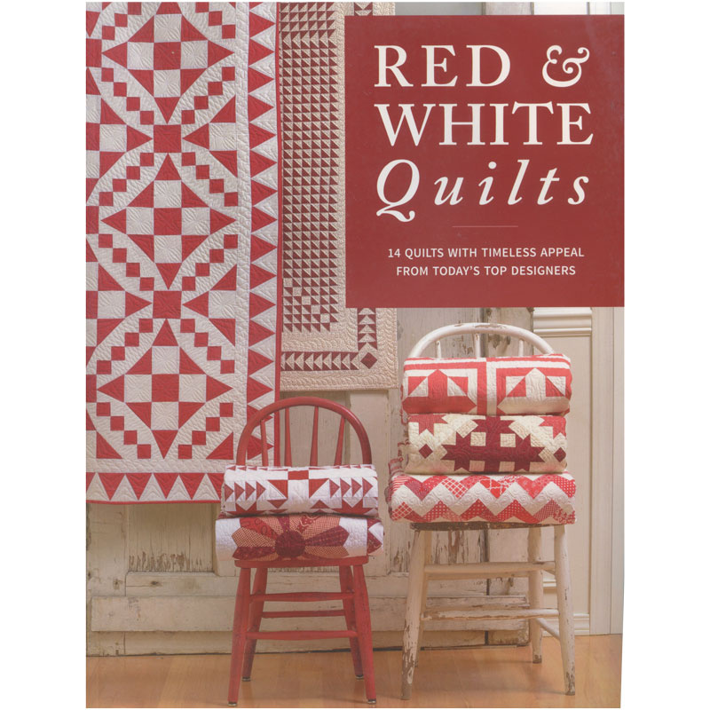 Book - Red and White