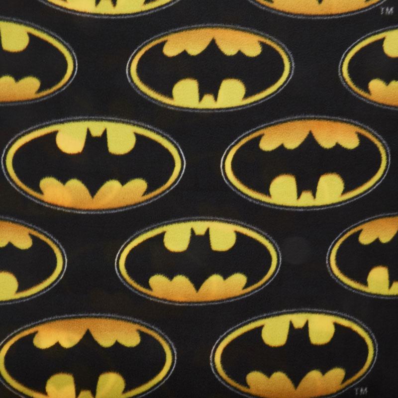 Fleece Licensed - Batman Logo Tossed
