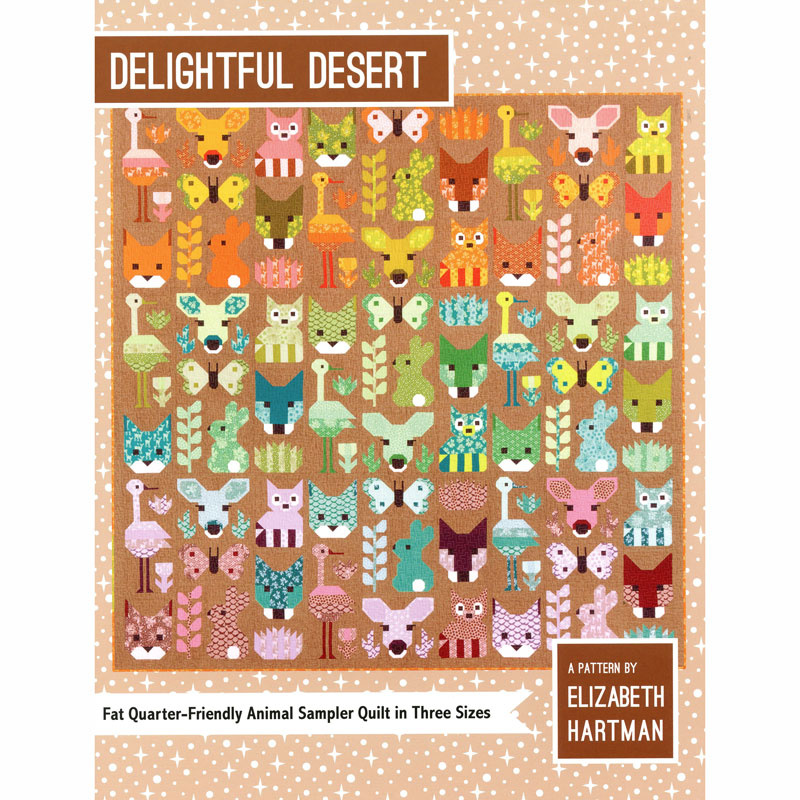 Delightful Desert Pattern - Elizabeth Hartman