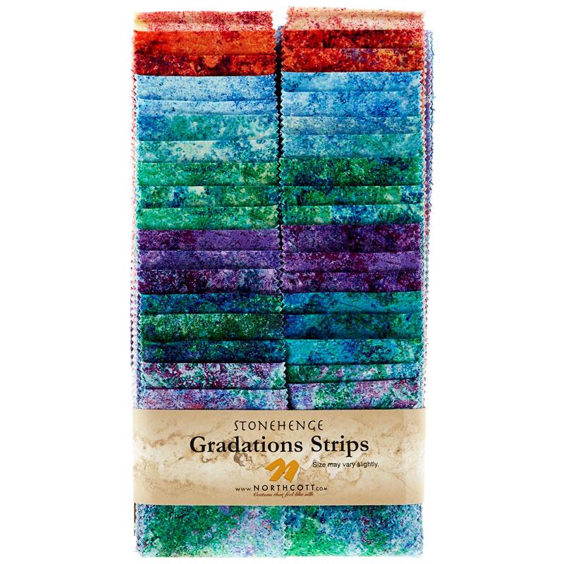Stonehenge Gradation Mixers - Bright Strips