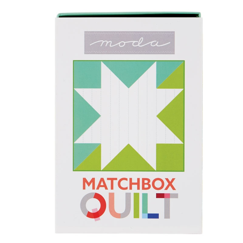 Moda Matchbox Quilt Kit - #1