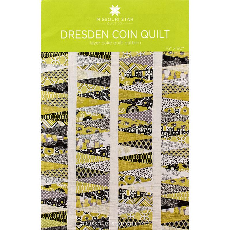Dresden Coin Quilt Pattern