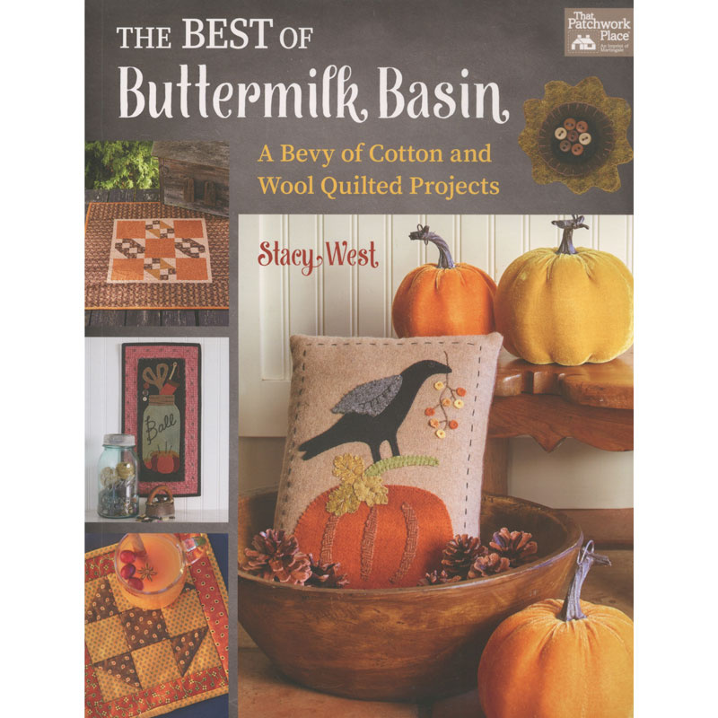 The Best of Buttermilk Basin Book