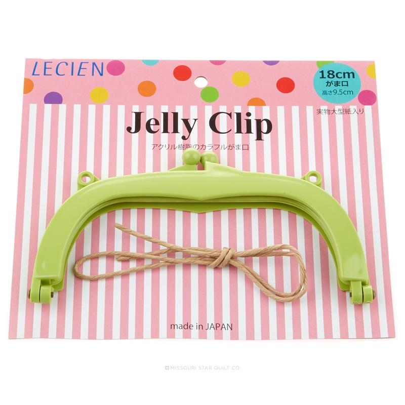 Green - Jelly Clip 7
