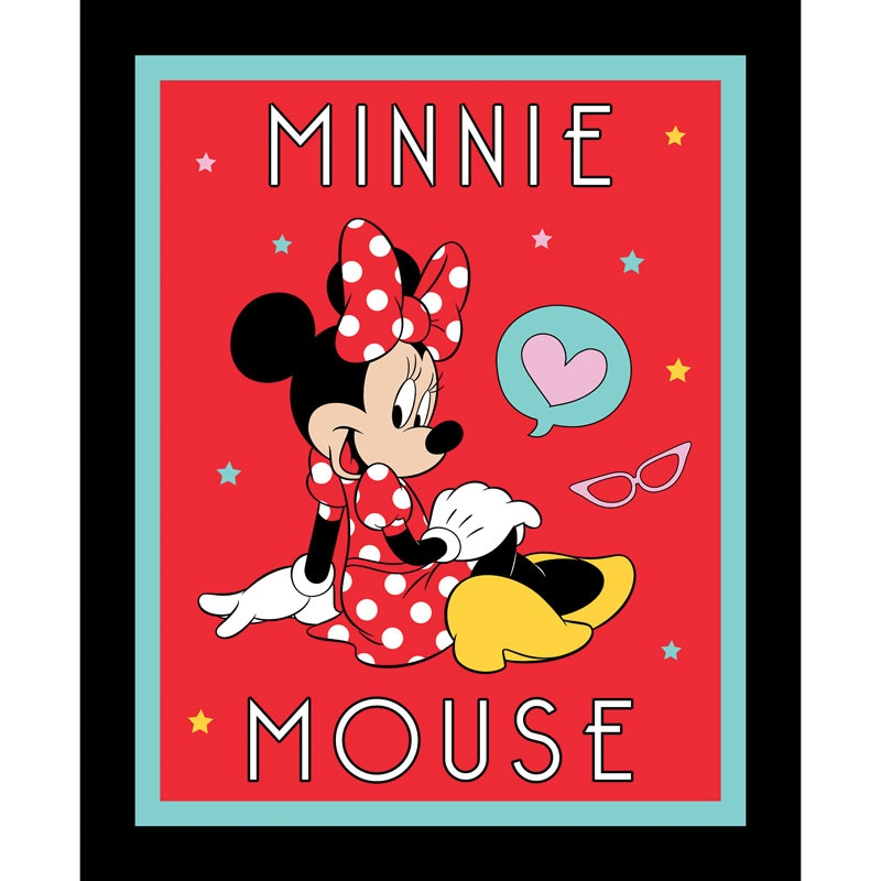 Disney Minnie Traditional - Minnie Panel