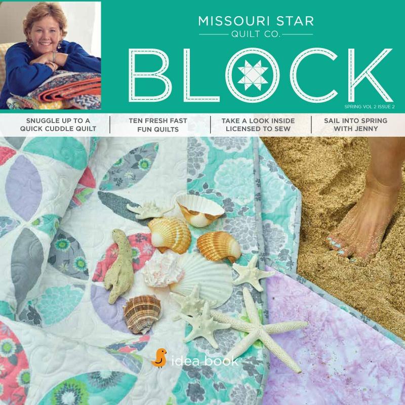 BLOCK Magazine Spring 2015 - Vol.2 Issue 2