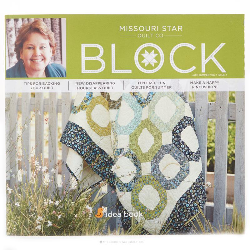 BLOCK Magazine Late Summer 2014 - Vol 1 Issue 4