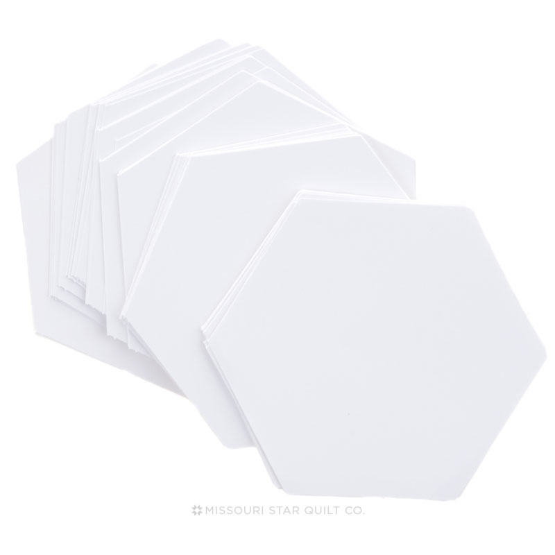 Sue Daley Hexagon 1 1/2 Inch Papers