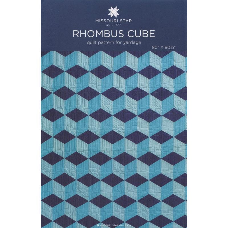 Rhombus Cube Pattern by MSQC
