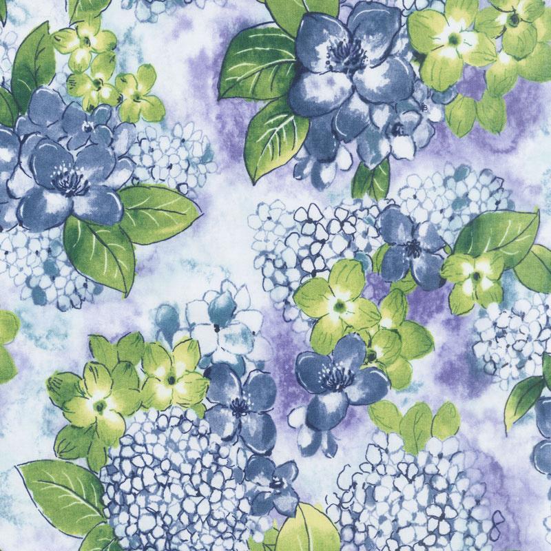 RJR Hydrangea Flower Bloom