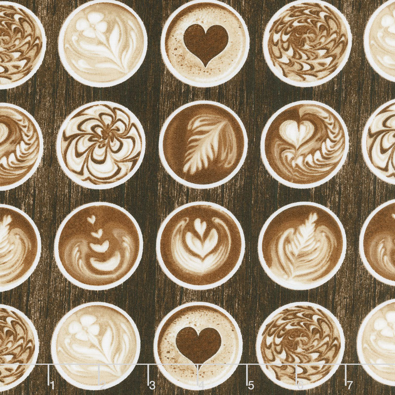 Common Grounds - Coffee Foam Designs
