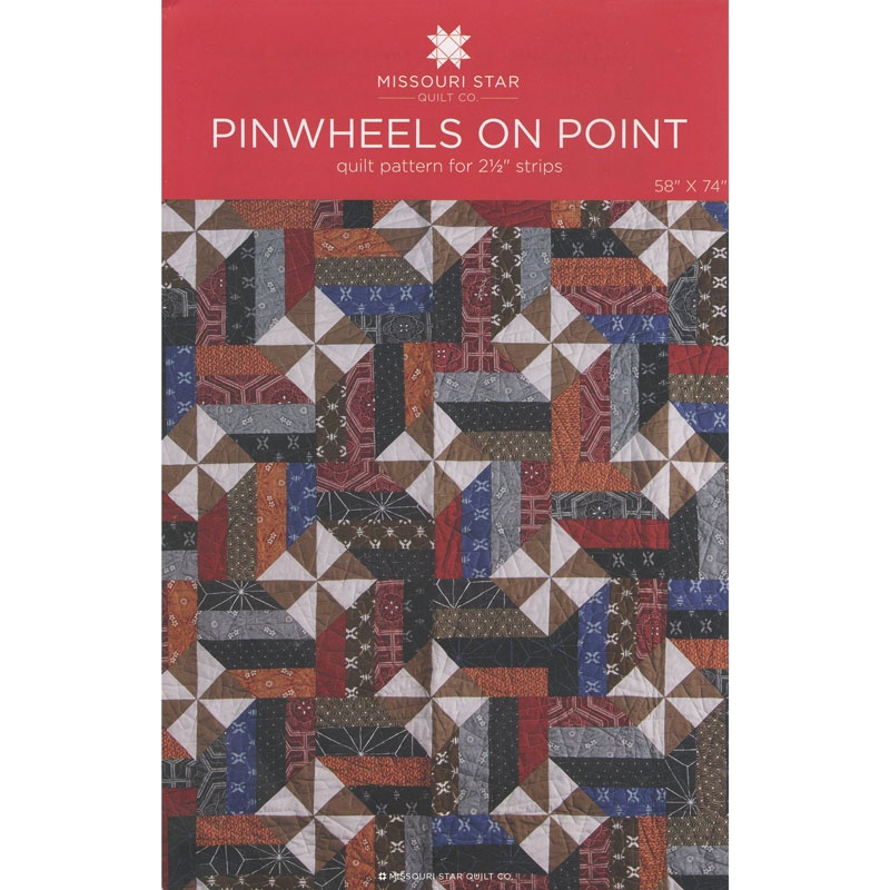 Pinwheels on Point Pattern by MSQC
