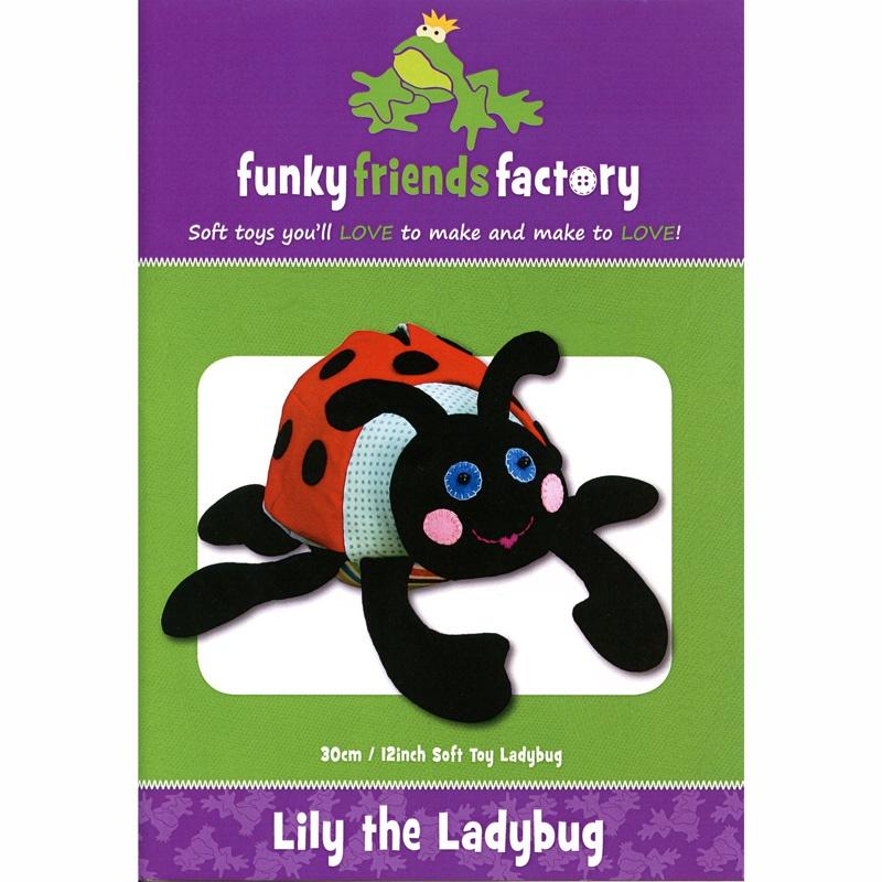 Lily the Ladybug