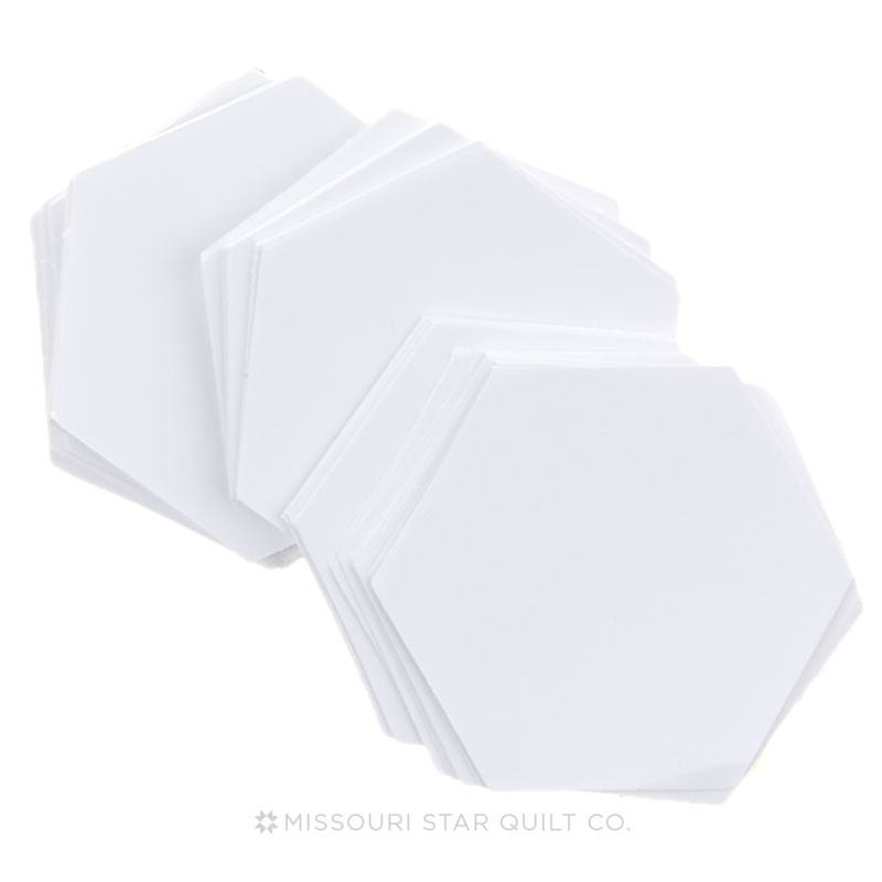 Sue Daley Hexagon 1 Inch Papers