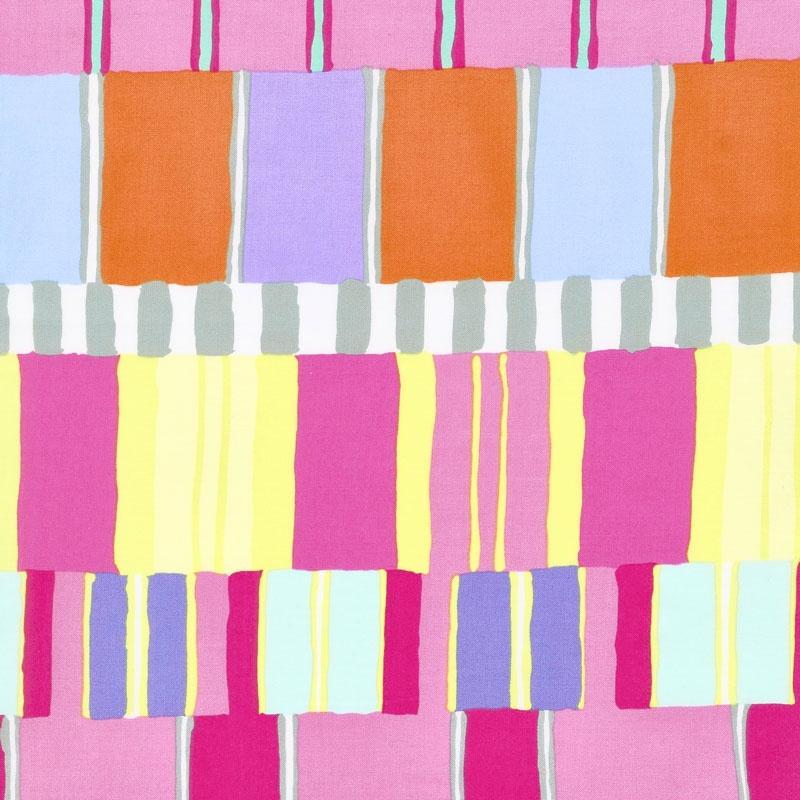 KF-Artisan Layered Stripe Pink