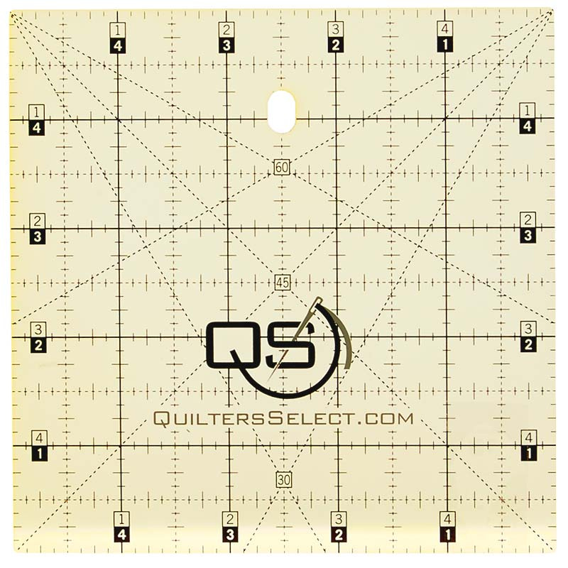 Quilter's Select 5 x 5 Ruler
