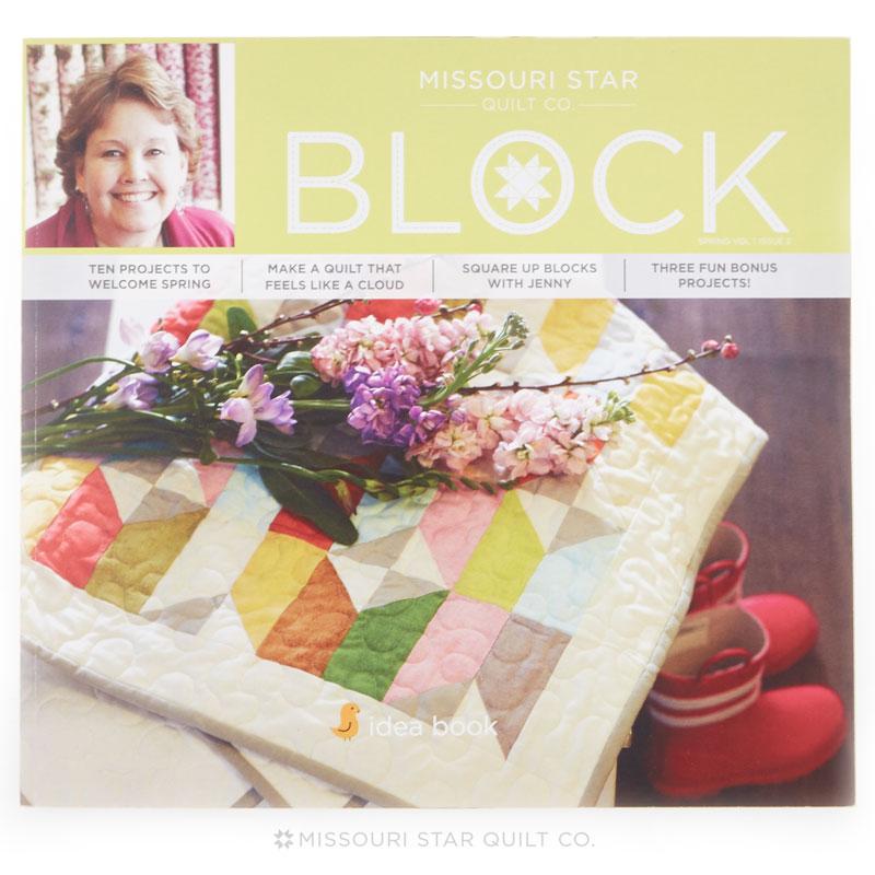 BLOCK Magazine Spring 2014 - Vol 1 Issue 2
