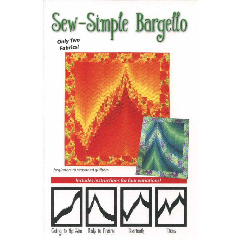 Sew Simple Bargello Quilt Pattern