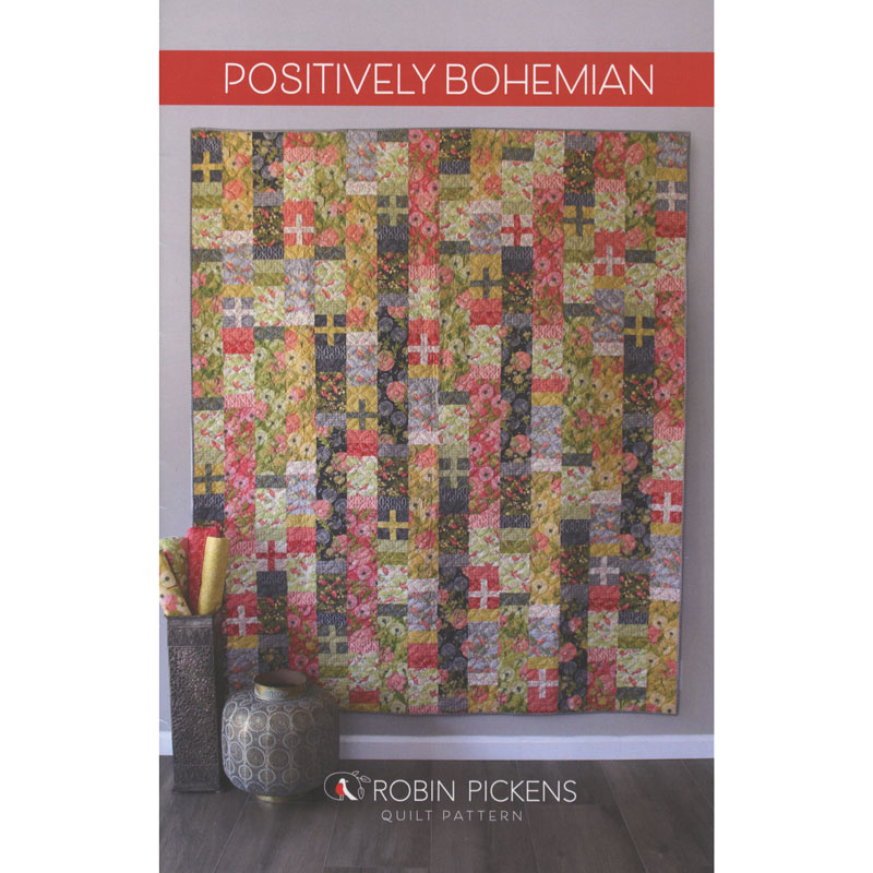 Positively Bohemian Pattern