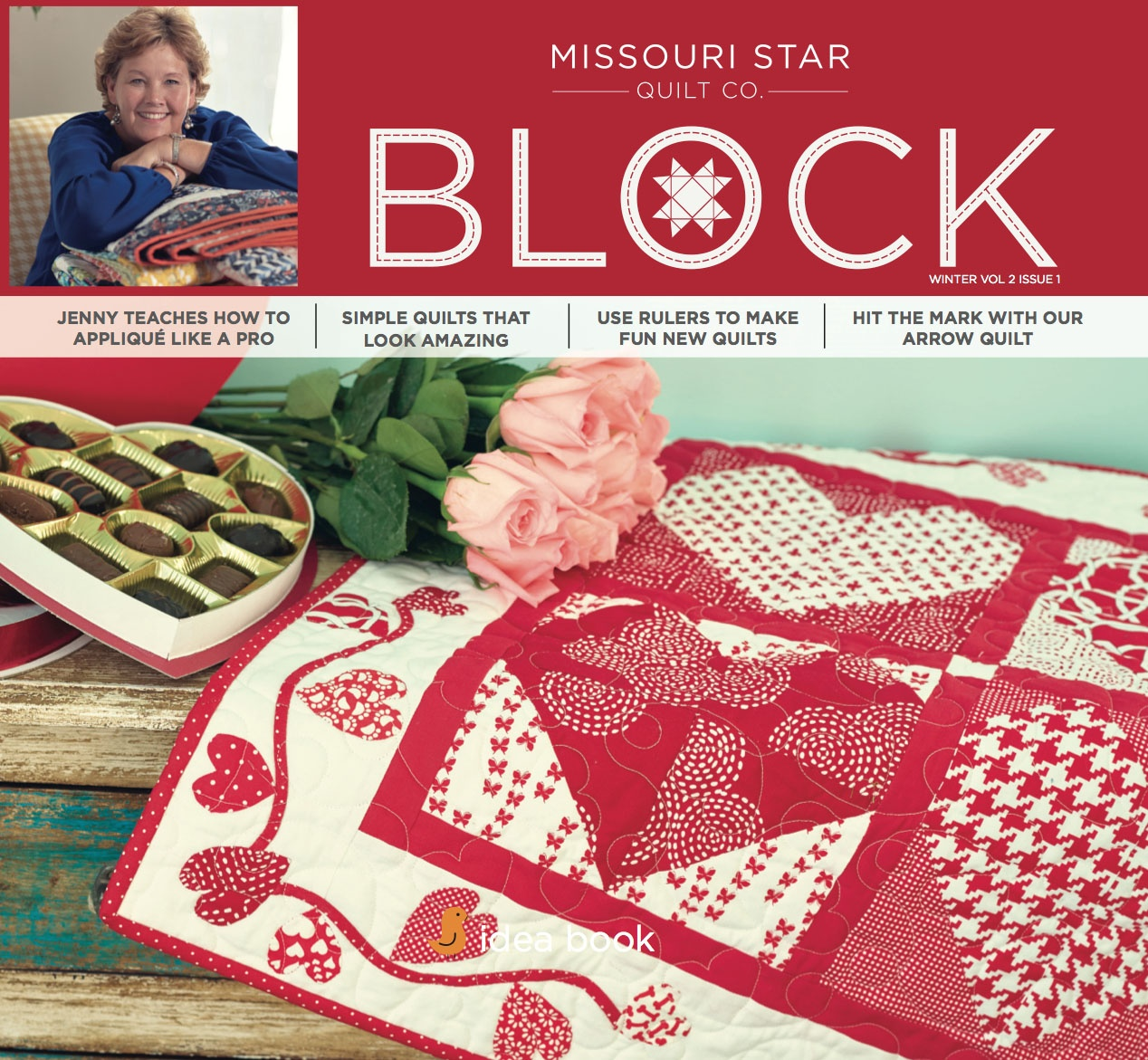 BLOCK Magazine Winter 2015 - Vol.2 Issue 1