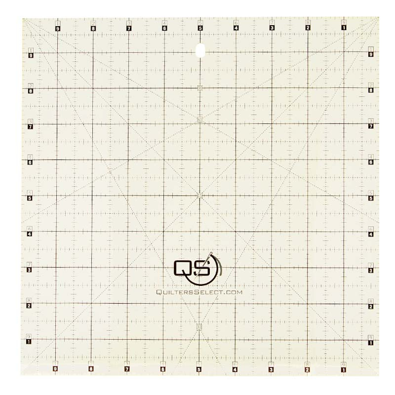Quilter's Select 10 x 10 Ruler
