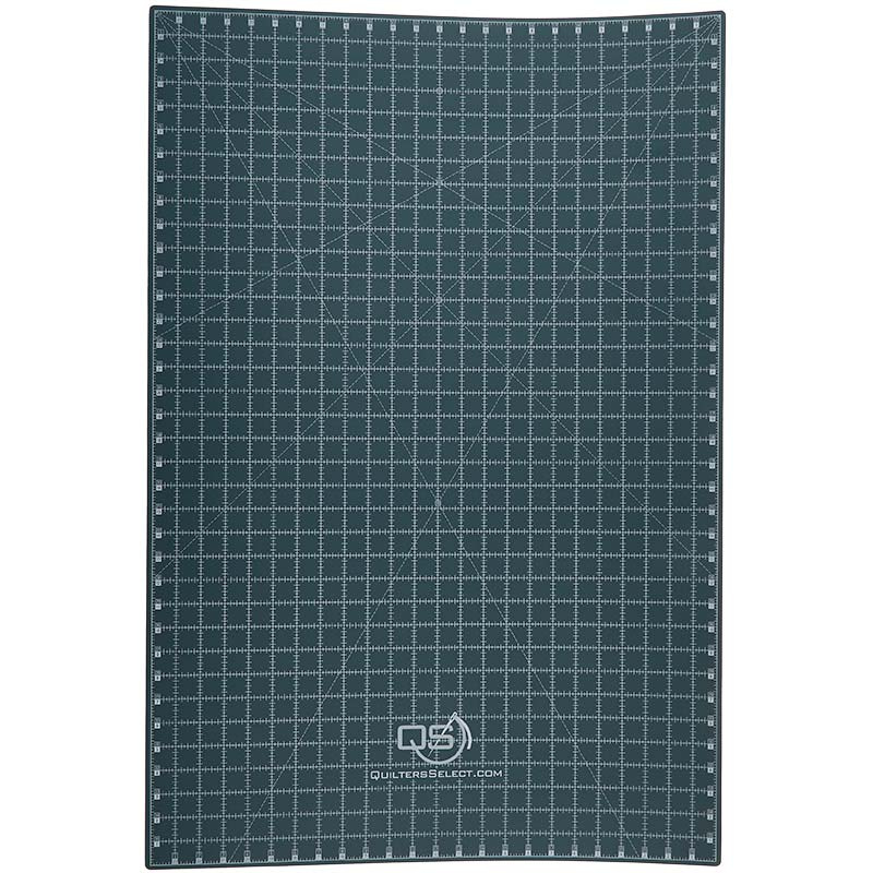 Quilters Select Dual Side Cutting Mat - 24 Inch x 36 Inch