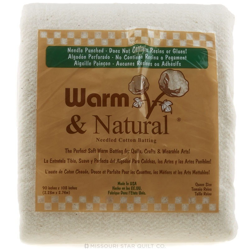 Warm & Natural Queen Size 90 x 108