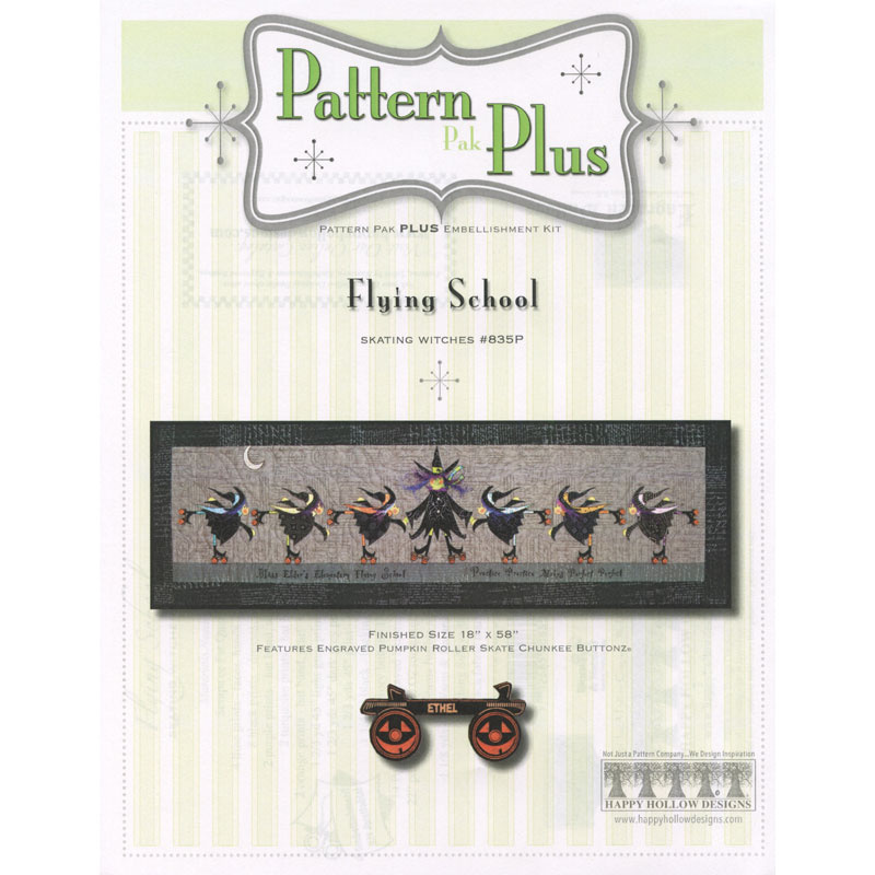 Flying School Pattern Pak Plus