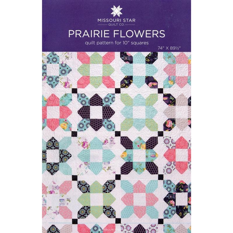Prairie Flowers Quilt Pattern
