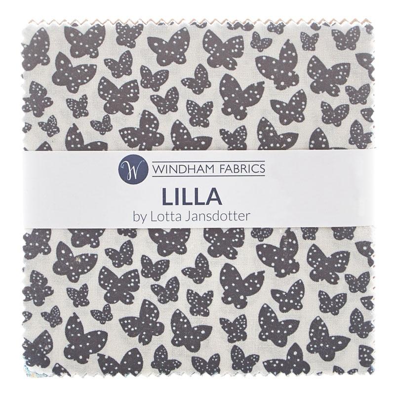 Lilla Charm Pack