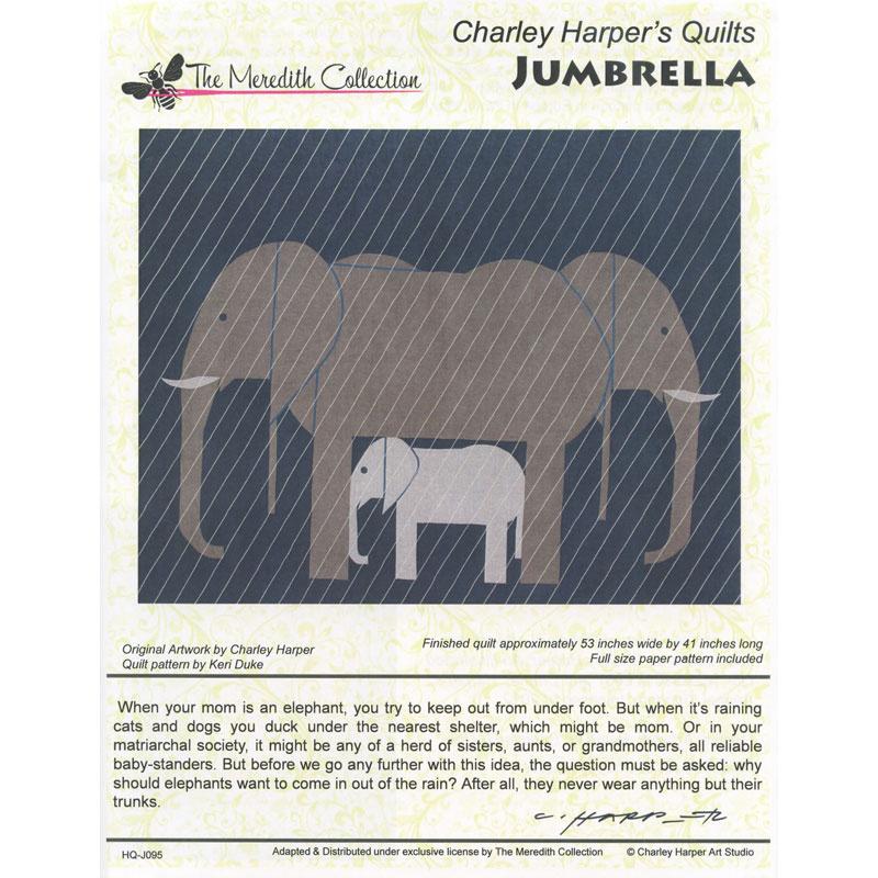 Charley Harper - Jumbrella