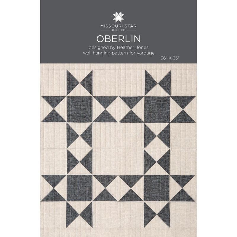 PAT1538 Oberlin Pattern by MSQC