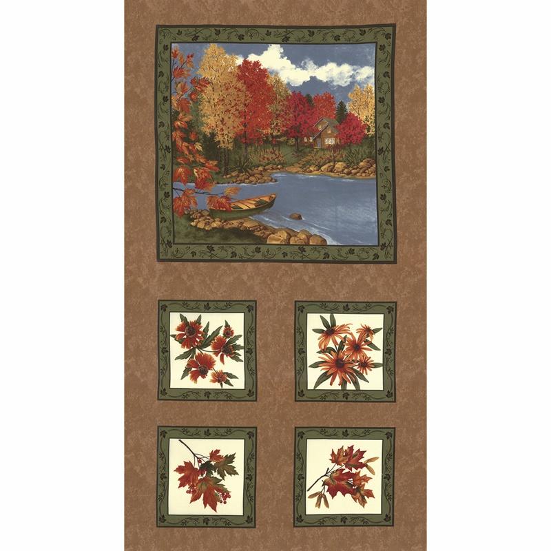Maple Island Panel