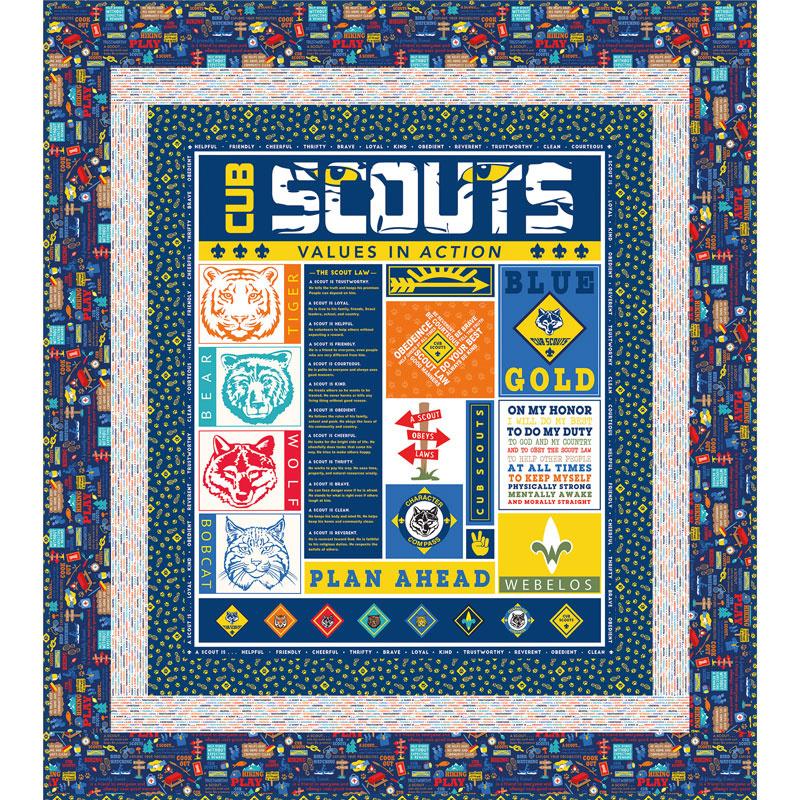 Cub Scouts Kit