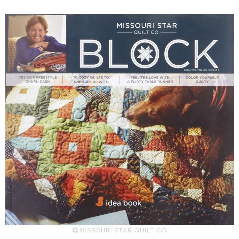 BLOCK Magazine Early Winter 2016 - Vol 3 Issue 6