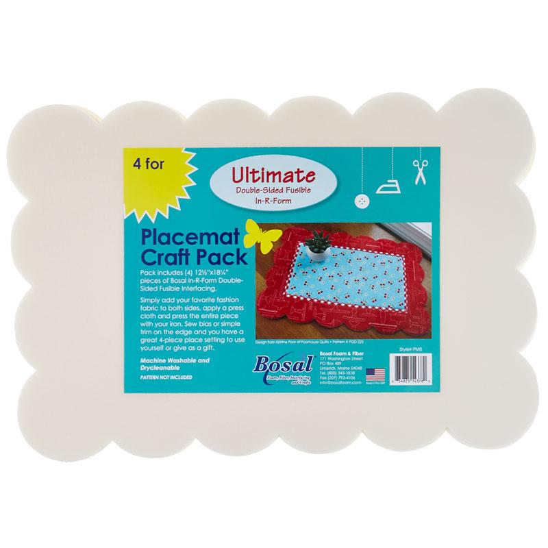 Place Mat Craft Pack - Bosal