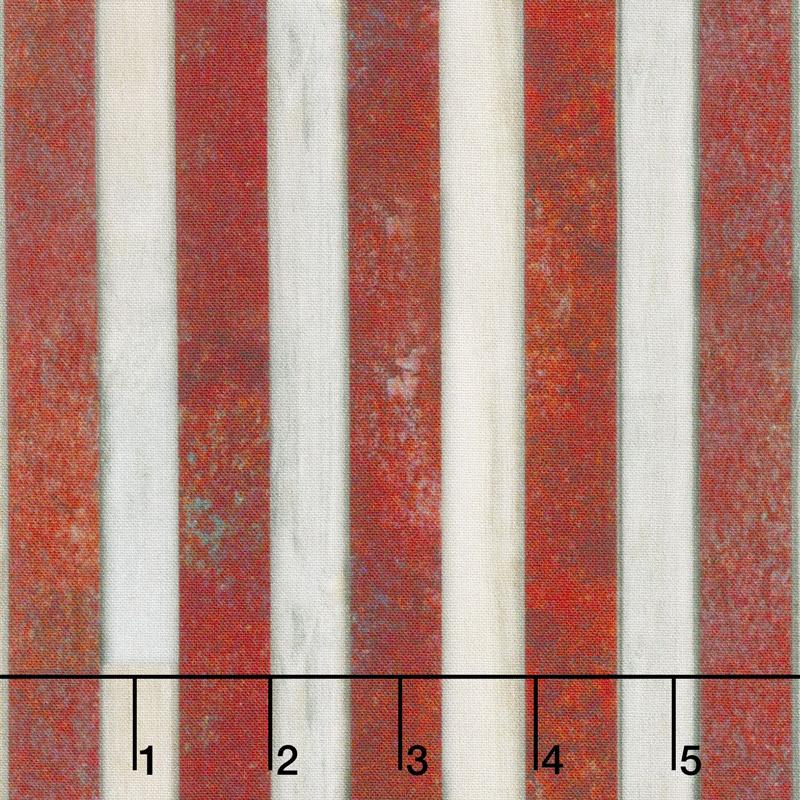 Patriots - Stripes Americana Digitally Printed Panel