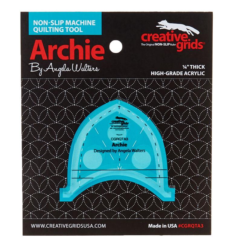 CGR Archie Ruler